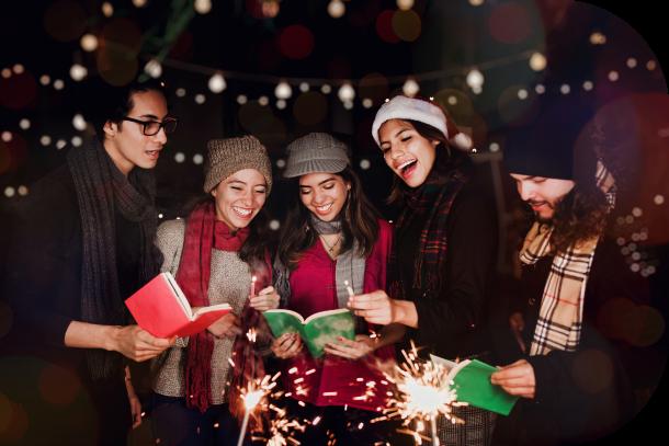 karácsonyi gagek, gasztro falatok, pop up előadások, csilingelő koncert flash mob, gasztro kocsmák, karácsonyi vásárforgatag, mesés karácsonyi hangulatban